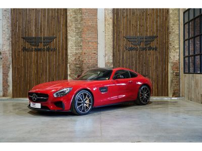 Mercedes AMG GT S - EDITION 1 - FULL CARBON - CERAMIC - NIEUWSTAAT - <small></small> 89.900 € <small>TTC</small> - #1