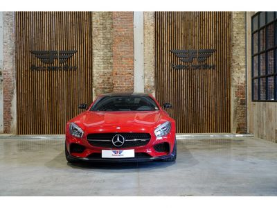 Mercedes AMG GT S - EDITION 1 - FULL CARBON - CERAMIC - NIEUWSTAAT - <small></small> 89.900 € <small>TTC</small> - #4