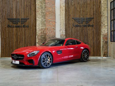 Mercedes AMG GTS EDITION 1 - FULL CARBON - CERAMIC - NIEUWSTAAT - <small></small> 89.900 € <small>TTC</small> - #1
