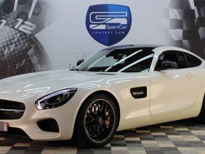 Mercedes AMG GTS MERCEDES AMG GT 4.0 V8 510ch GT S / 1° MAIN / Pack carbone / pack DYNAMIC PLUS AMG / TOIT PANO / - <small></small> 89.900 € <small>TTC</small>
