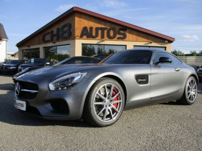 Mercedes AMG GTS toit pano 28700kms - <small></small> 92.900 € <small>TTC</small> - #1