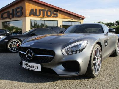Mercedes AMG GTS toit pano 28700kms - <small></small> 92.900 € <small>TTC</small> - #2