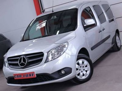 Mercedes Citan 1.5DCI 11OCV 7 PLACES LONG CHASSIS CLIM - <small></small> 12.950 € <small>TTC</small> - #1