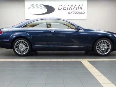 Mercedes CL 500 4-Matic BlueEFFICIENCY - <small></small> 39.900 € <small>TTC</small>