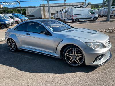 Mercedes CL Classe 500 coupé V8 388cv 86.000km d'origine Serie black édition - <small></small> 36.490 € <small>TTC</small> - #4