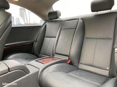 Mercedes CL Classe 500 coupé V8 388cv 86.000km d'origine Serie black édition - <small></small> 36.490 € <small>TTC</small> - #7