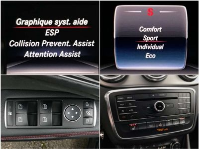 Mercedes CLA 200 dA BVA-7 SB PACK AMG ÉDITION INT - EXT FULL OPTIONS - <small></small> 21.950 € <small>TTC</small> - #11