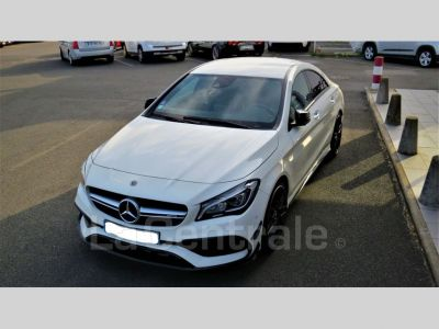 Mercedes CLA AMG 45 4MATIC 7G-DCT - <small></small> 47.990 € <small>TTC</small>