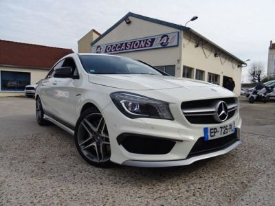 Mercedes CLA (C117) 45 AMG 381CH 4MATIC SPEEDSHIFT DCT - <small></small> 36.980 € <small>TTC</small>