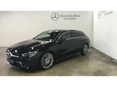 Mercedes CLA Shooting Brake 200 163ch AMG Line 7G-DCT - <small></small> 38.990 € <small>TTC</small>