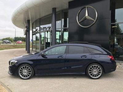 Mercedes CLA Shooting Brake 200 d Fascination 7G-DCT Euro6c - <small></small> 34.800 € <small>TTC</small>