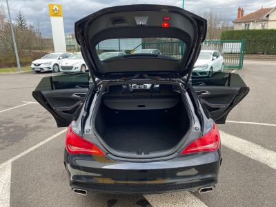 Mercedes CLA Shooting Brake 200D 7-G DCT FASCINATION PACK AMG - <small></small> 20.490 € <small>TTC</small> - #6