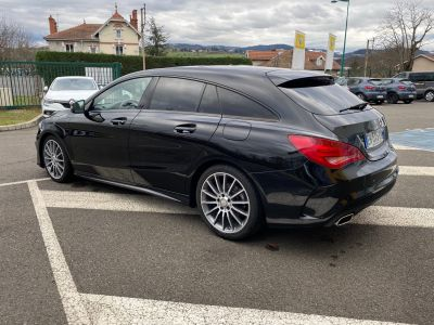 Mercedes CLA Shooting Brake 200D 7-G DCT FASCINATION PACK AMG - <small></small> 20.490 € <small>TTC</small> - #3