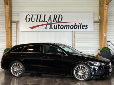 Mercedes CLA Shooting Brake 200d AMG-LINE 150ch 8G-DCT - <small></small> 39.900 € <small>TTC</small> - #3