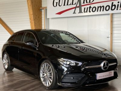 Mercedes CLA Shooting Brake 200d AMG-LINE 150ch 8G-DCT - <small></small> 39.900 € <small>TTC</small> - #4