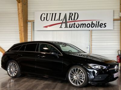 Mercedes CLA Shooting Brake 200d AMG-LINE 150ch 8G-DCT - <small></small> 39.900 € <small>TTC</small> - #5
