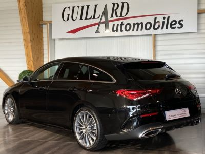 Mercedes CLA Shooting Brake 200d AMG-LINE 150ch 8G-DCT - <small></small> 39.900 € <small>TTC</small> - #7