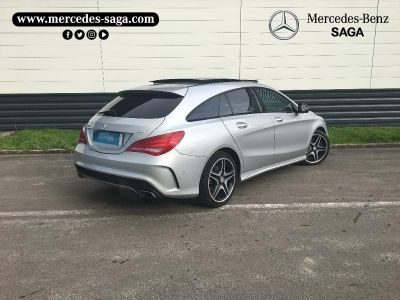 Mercedes CLA Shooting Brake 220 CDI 177ch Fascination 7G-DCT - <small></small> 26.900 € <small>TTC</small>