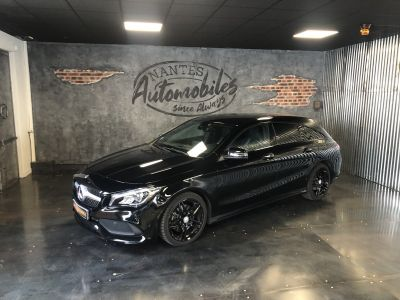 Mercedes CLA Shooting Brake 220d launch edition 7G-DCT - <small></small> 24.990 € <small>TTC</small> - #1