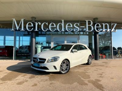 Mercedes Classe A 160 Inspiration 7G-DCT - <small></small> 21.900 € <small>TTC</small>