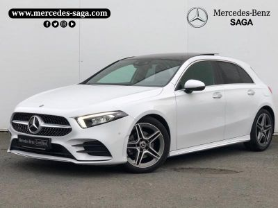 Mercedes Classe A 180 d 116ch AMG Line 7G-DCT - <small></small> 33.490 € <small>TTC</small>
