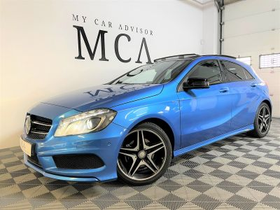 Mercedes Classe A 200 156 ch amg fascination o - <small></small> 18.990 € <small>TTC</small> - #1