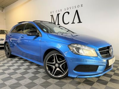 Mercedes Classe A 200 156 ch amg fascination o - <small></small> 18.990 € <small>TTC</small> - #4