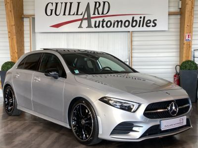 Mercedes Classe A 250 AMG-LINE 224ch 7G-DCT - <small></small> 37.900 € <small>TTC</small> - #4