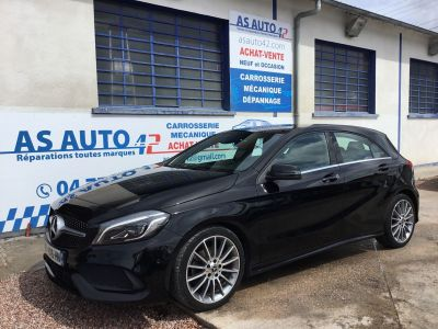 Mercedes Classe A (W176) 200 D FASCINATION 7G-DCT - <small></small> 23.990 € <small>TTC</small> - #1