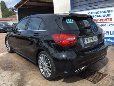 Mercedes Classe A (W176) 200 D FASCINATION 7G-DCT - <small></small> 23.990 € <small>TTC</small> - #4