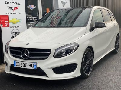 Mercedes Classe B 180 FASCINATION 7G-DCT AMG - <small></small> 23.500 € <small>TTC</small>