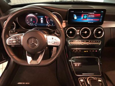 Mercedes Classe C 180 1.6 156ch AMG Line 9G-Tronic - <small></small> 32.500 € <small>TTC</small> - #5