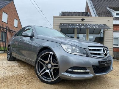 Mercedes Classe C 180 CDI BE Edition Avantgarde Leder - Gps - PDC - 19'AMG - <small></small> 9.990 € <small>TTC</small> - #1