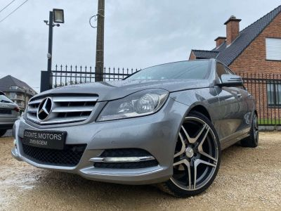 Mercedes Classe C 180 CDI BE Edition Avantgarde Leder - Gps - PDC - 19'AMG - <small></small> 9.990 € <small>TTC</small> - #2