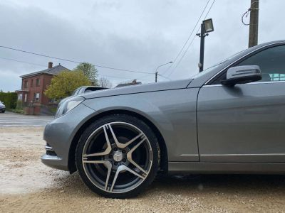 Mercedes Classe C 180 CDI BE Edition Avantgarde Leder - Gps - PDC - 19'AMG - <small></small> 9.990 € <small>TTC</small> - #3