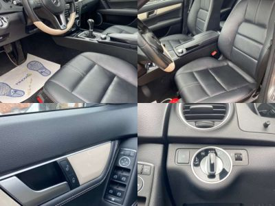 Mercedes Classe C 180 CDI BE Edition Avantgarde Leder - Gps - PDC - 19'AMG - <small></small> 9.990 € <small>TTC</small> - #13