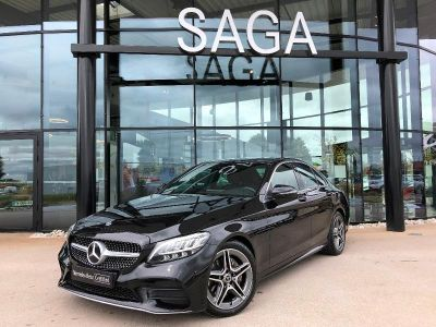 Mercedes Classe C 180 d 122ch AMG Line 9G-Tronic - <small></small> 32.800 € <small>TTC</small>