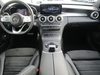 Mercedes Classe C 180 d 122ch AMG Line 9G-Tronic - <small></small> 31.800 € <small>TTC</small>