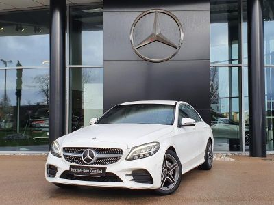 Mercedes Classe C 180 d 122ch AMG Line 9G-Tronic - <small></small> 30.490 € <small>TTC</small>