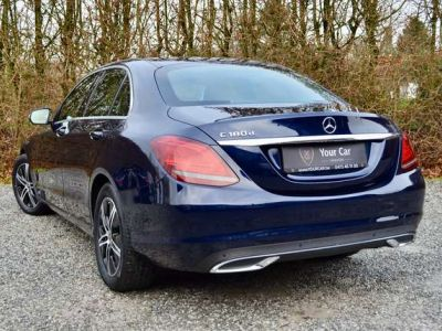 Mercedes Classe C 180 d - 9G-TRONIC - NEW MODEL - AVANTGARDE INT - EXT - CAMERA - <small></small> 26.500 € <small>TTC</small> - #4