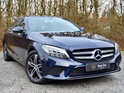 Mercedes Classe C 180 d - 9G-TRONIC - NEW MODEL - AVANTGARDE INT - EXT - CAMERA - <small></small> 26.500 € <small>TTC</small> - #6