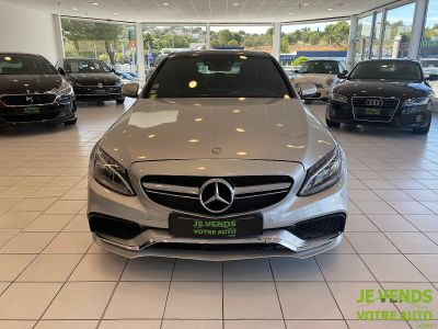 Mercedes Classe C 180 d Fascination 7G-Tronic Plus - <small></small> 19.990 € <small>TTC</small> - #1