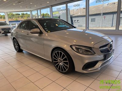 Mercedes Classe C 180 d Fascination 7G-Tronic Plus - <small></small> 19.990 € <small>TTC</small> - #2