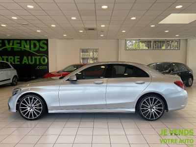 Mercedes Classe C 180 d Fascination 7G-Tronic Plus - <small></small> 19.990 € <small>TTC</small> - #3