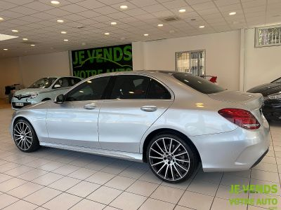 Mercedes Classe C 180 d Fascination 7G-Tronic Plus - <small></small> 19.990 € <small>TTC</small> - #4