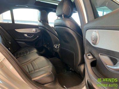 Mercedes Classe C 180 d Fascination 7G-Tronic Plus - <small></small> 19.990 € <small>TTC</small> - #9