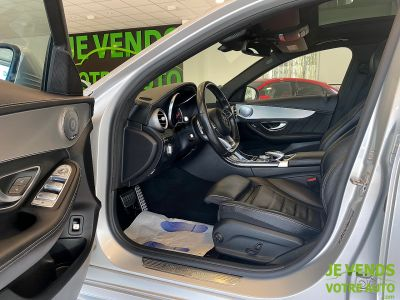 Mercedes Classe C 180 d Fascination 7G-Tronic Plus - <small></small> 19.990 € <small>TTC</small> - #11