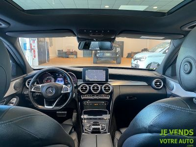 Mercedes Classe C 180 d Fascination 7G-Tronic Plus - <small></small> 19.990 € <small>TTC</small> - #14