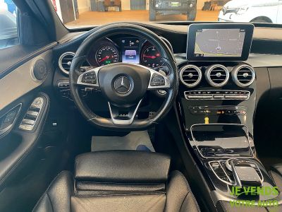 Mercedes Classe C 180 d Fascination 7G-Tronic Plus - <small></small> 19.990 € <small>TTC</small> - #15