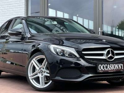 Mercedes Classe C 200 d - GPS - Cuir - Xenon&Led - Radar Av&Ar - <small></small> 22.990 € <small>TTC</small> - #1